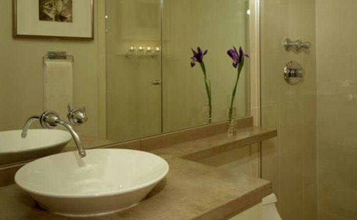 Decorate Small Bathroom Area