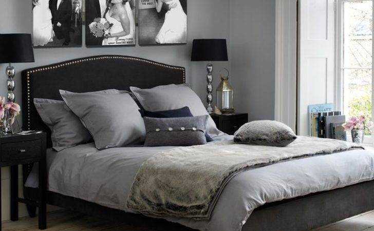 Decorate Your Bedroom Black Furniture