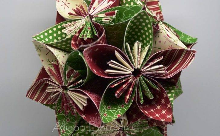 Decorate Your Christmas Tree Beautiful Diy Paper