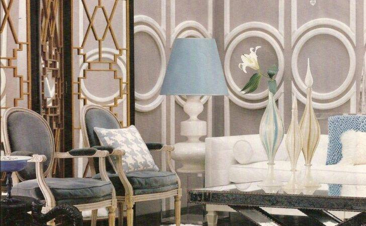 Decorate Your Home Glamorous Hollywood Regency Style