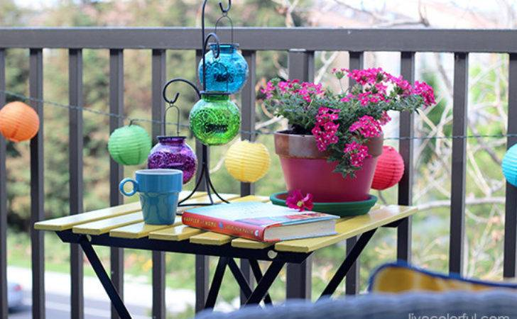 Decorate Your Small Patio Before After Live