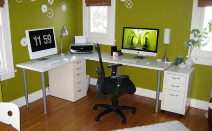 Decorating Ideas Home Office Grasscloth