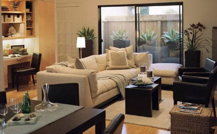 Decorating Ideas Small Patio Townhouse Home