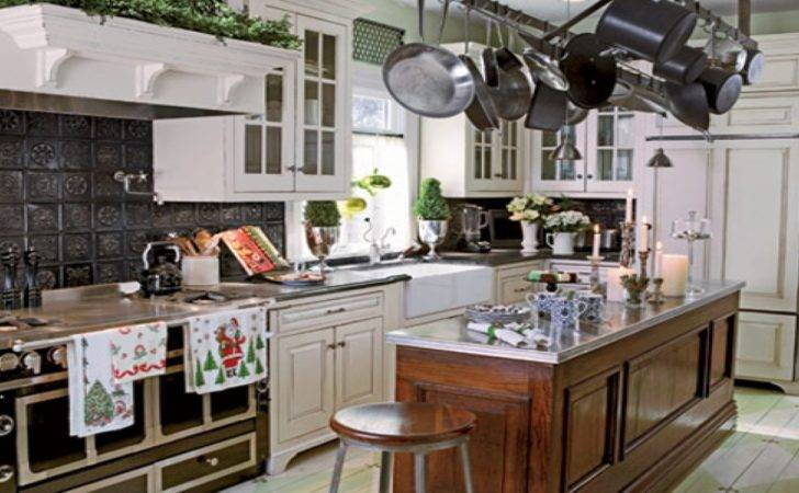 Decorating Kitchen Modern Victorian
