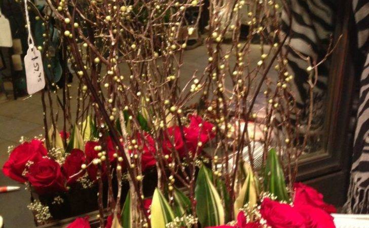 Decoration Fabulous Christmas Table Using Red