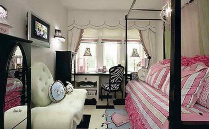 Decoration Simple Paris Themed Room Cor