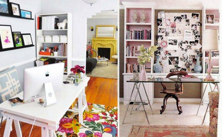 Decorations Gorgeous Home Office Designs Small