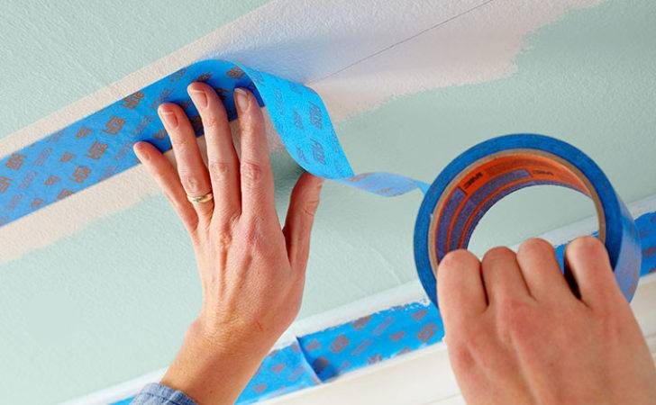 Decorative Painted Ceiling