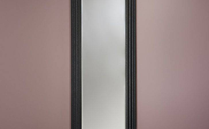 Deknudt Sevilla Black Hall Wall Mirror