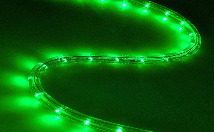 Delight Led Strip Rope Light Waterproof Garden Outdoor