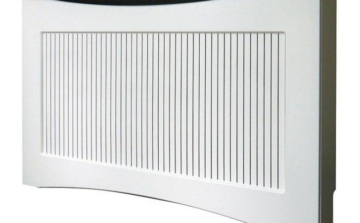 Delivery Adam Large White Radiator Cover Great
