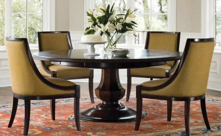 Deluxe Expandable Dining Tables Make Room More