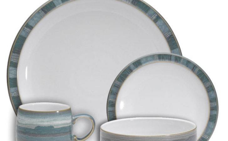 Denby Azure Coast Pce Box Set Buy
