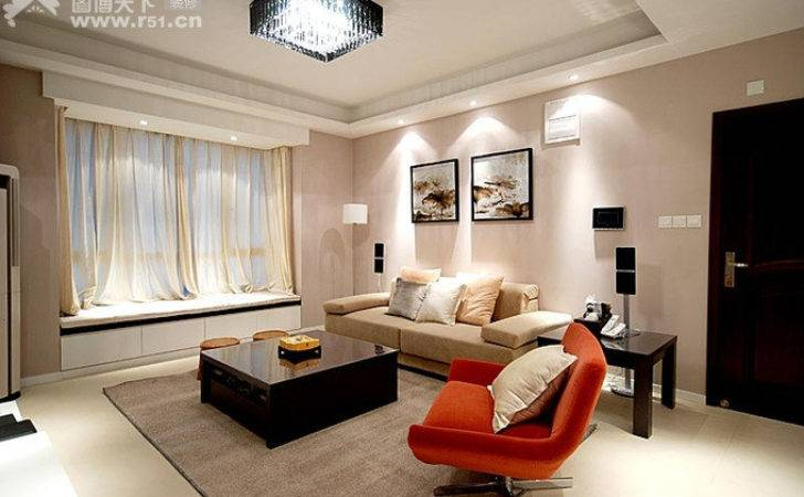 Design Living Room Modern Bill House Plans