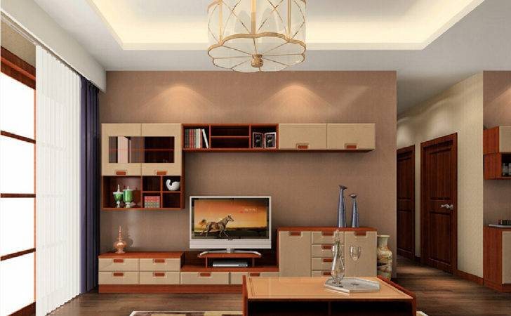 Design Small Living Room Custom Sofa Cabinet