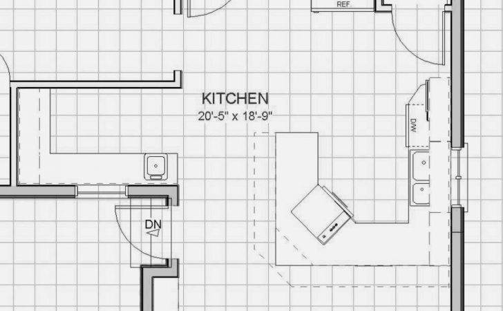Design Your Own Kitchen Floor Plan Peenmedia