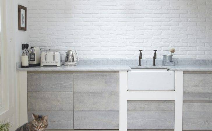 Designer Scandi Kitchen London Victorian