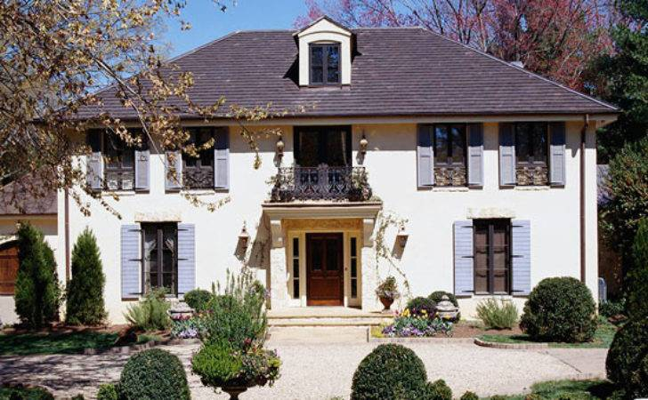 Designing French Country Home Barrington