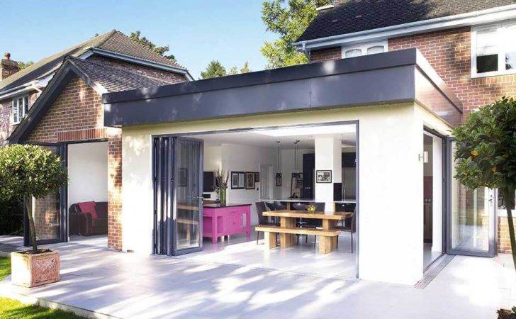 Designing Single Storey Extension Real Homes