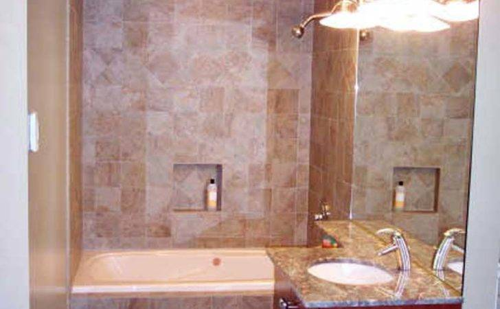 Determine Suitable Small Bathroom Ideas Actual Home