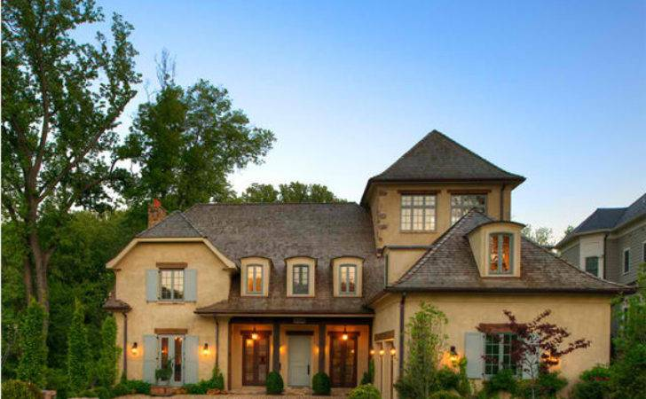 Different Exterior Designs Country Homes