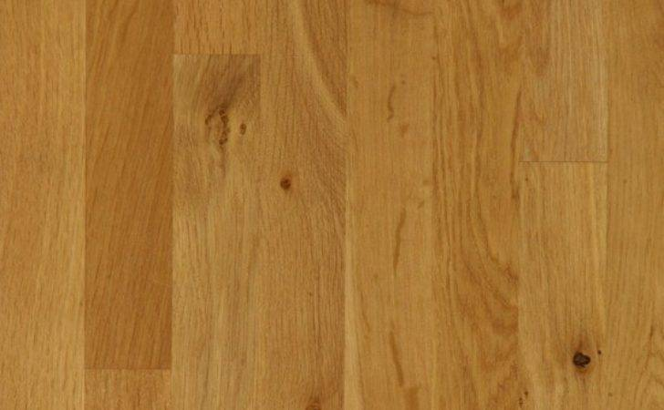 Different Grades Oak Flooring Natural Wood Floor