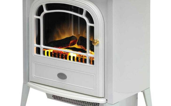 Dimplex Courchevel Portable Electric Fireplace Heater