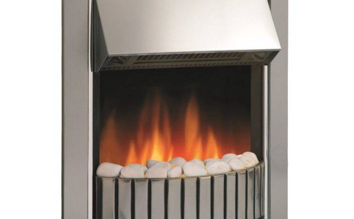 Dimplex Electric Fires Delius Fire Stainless