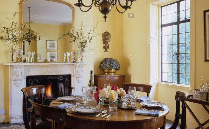 Dining Room Country Style Nice