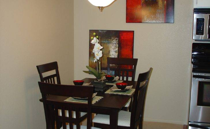 Dining Room Decorating Ideas Small Spaces