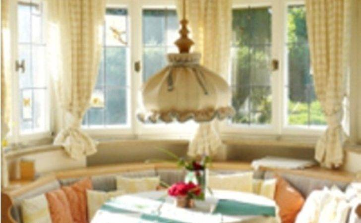 Dining Room Decoration Comfortable Cottage Style