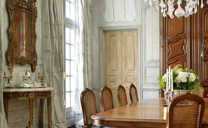 Dining Room French Style Best Ideas Country