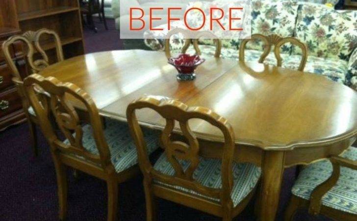 Dining Room Table Makeovers Can Stop Looking