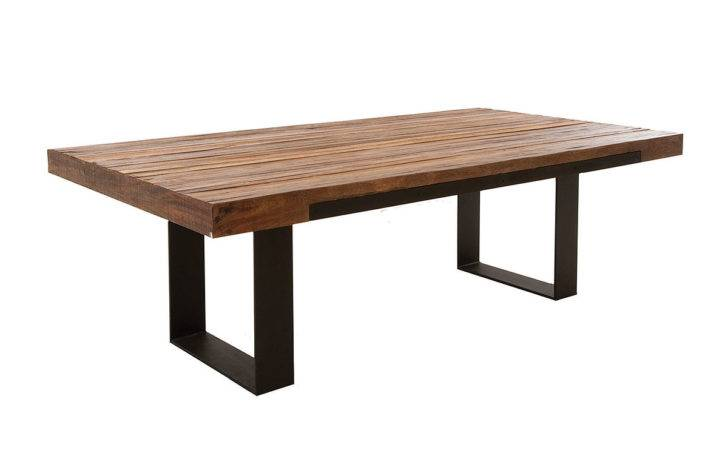 Dining Table Make Recycled Wood
