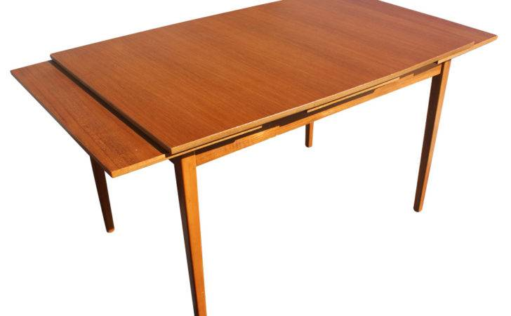 Dining Table Sliding Leaves