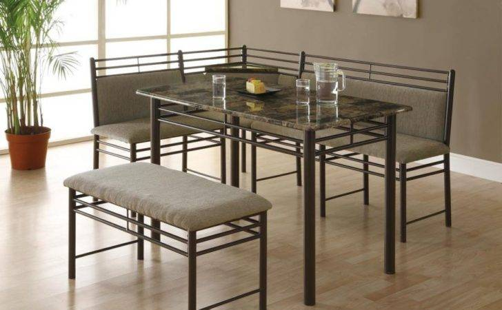 Dining Tables Nook Set Small Room Sets