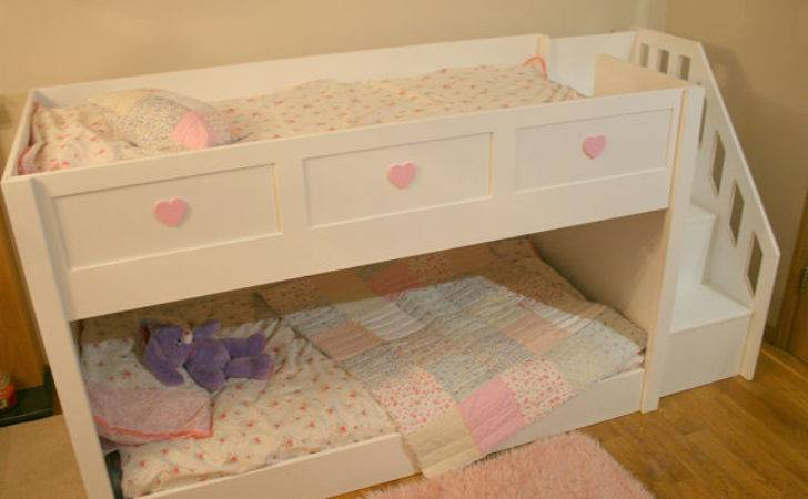 Dinky Staircase Bed Bedtime Bedz