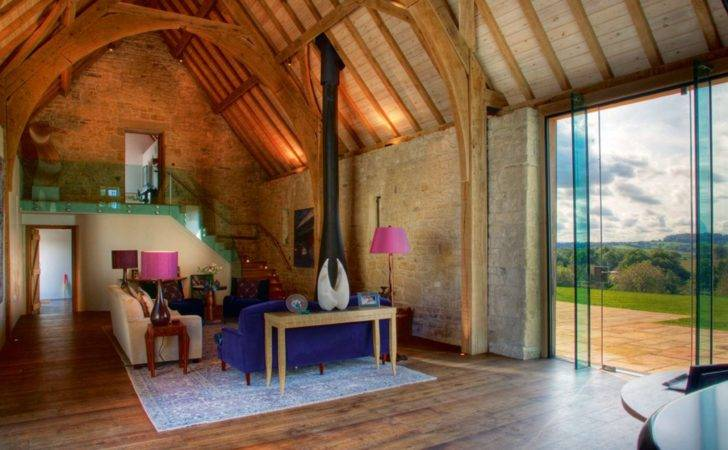 Distinguished Barn Interior Ideas Emejing