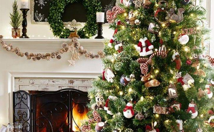 Diy Christmas Decoration Projects Fireplaces Worth