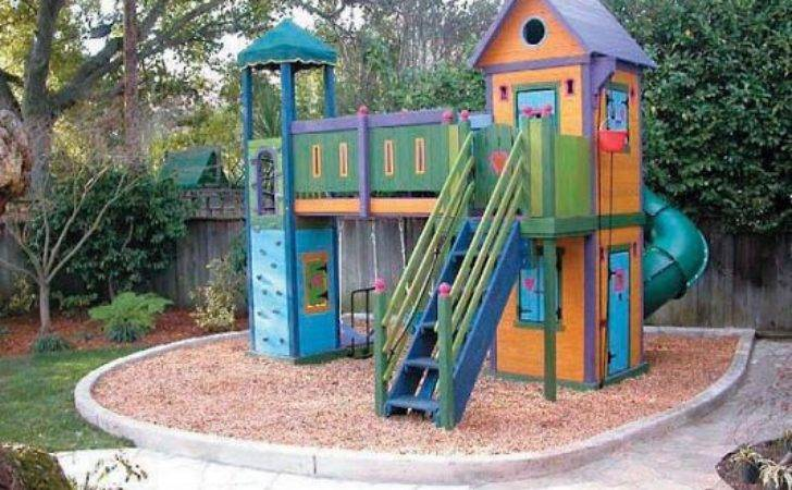 Diy Elevated Wooden Playhouse Plans Pdf Making Wood