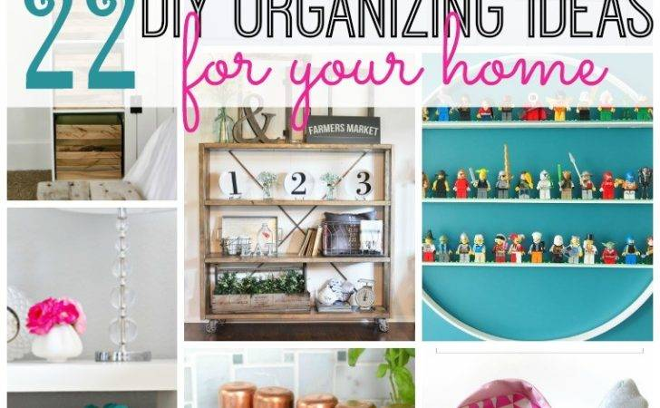 Diy Organizing Ideas Your Home Tatertots Jello