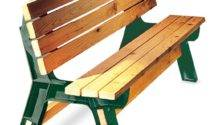 Diy Outdoor Bench Kit Plans