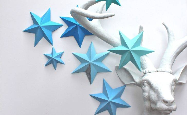 Diy Paper Art Projects Learn Make Stars
