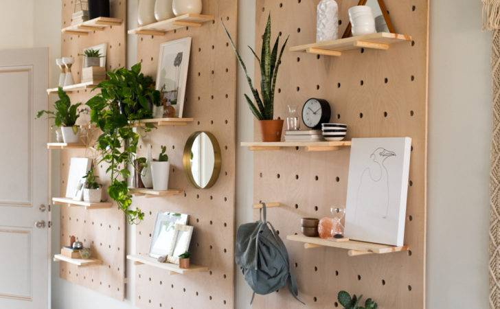 Diy Pegboards Modern Approach Organizing Your Life
