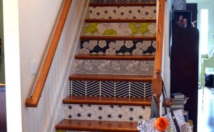 Diy Share These Funky Stairs Black Chic