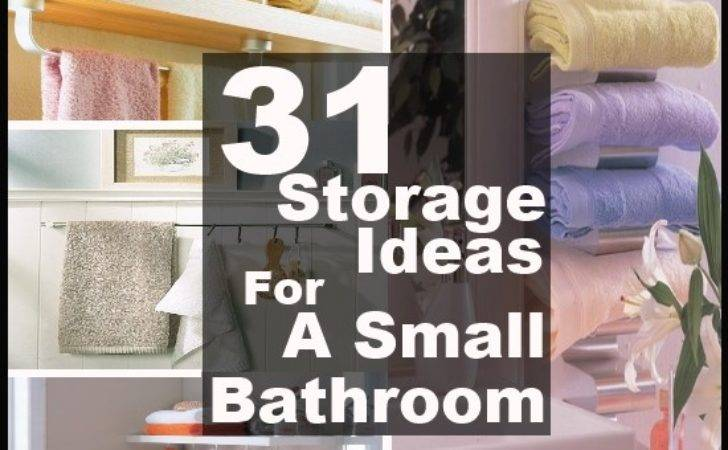 Diy Small Bathroom Storage Ideas Myideasbedroom