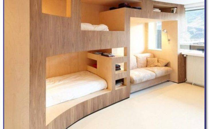 Diy Space Saving Ideas Small Bedrooms Bedroom Home
