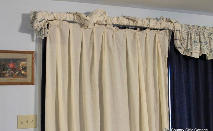 Doily Curtains Country Chic Cottage Csi Project