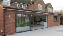 Domestic Designs Single Storey Rear Extension