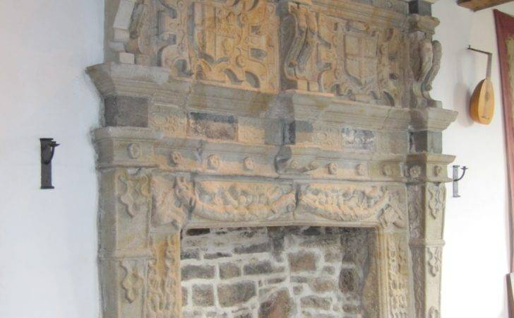 Donegal Castle Century Fireplace